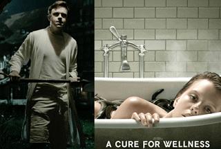 A Cure for Wellness – Αντίδοτο στην ευεξία, Πρεμιέρα: Φεβρουάριος 2017 (trailer)