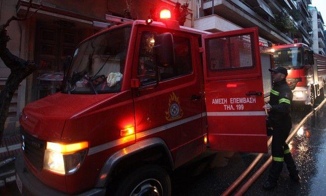 Τραγωδία στο Χαλάνδρι: Νεκρός 45χρονος από φωτιά σε διαμέρισμα