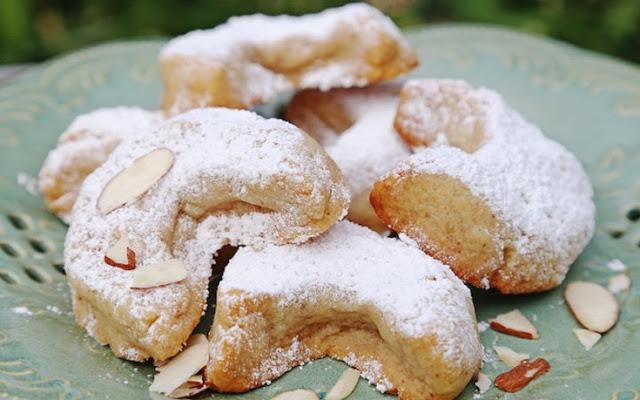 Αμυγδαλωτά μπισκότα !!!