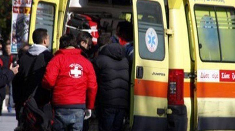 Κρήτη: Σύγκρουση αυτοκινήτου με δίκυκλο – Στο νοσοκομείο ένα άτομο