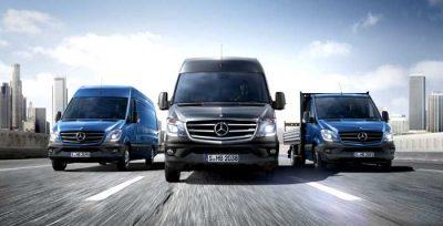 Περισσότερα από δύο δισ. ευρώ θα επενδύσει η Mercedes Vans σε νέα προϊόντα και υπηρεσίες