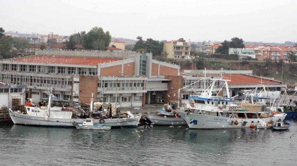 Κατάσχεση αλιευμάτων χθες στην ιχθυόσκαλα Νέας Μηχανιώνας