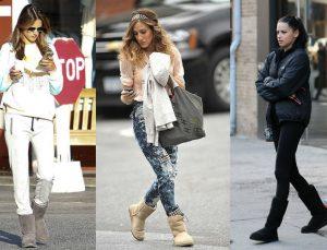 Επανάσταση στην μόδα! Η απόλυτα χειμωνιάτικη μπότα UGG φοράει καλοκαιρινά και τρελαίνει το διαδίκτυο (photos)