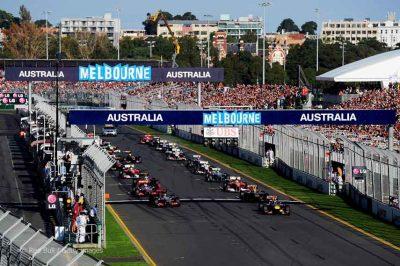 Όλοι οι προβολείς της F1 στη Μελβούρνη- Η έκπληξη της Pirelli