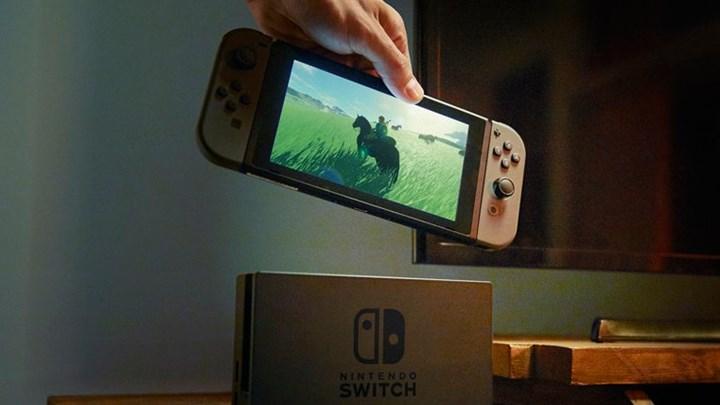 Κυκλοφόρησε η νέα κονσόλα Switch της Nintendo
