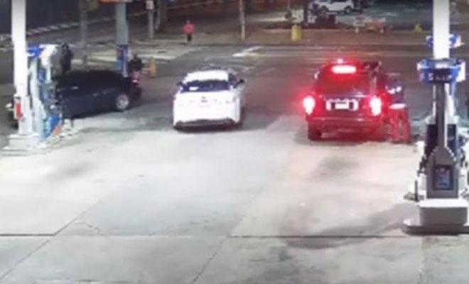 Αυτή είναι η θρασύτερη κλοπή αυτοκινήτου που έχει δει! [Βίντεο]