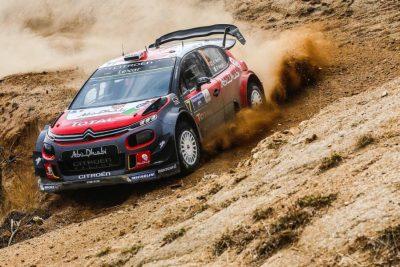 H Citroen θριάμβευσε στο Παγκόσμιο Πρωτάθλημα Rally, στο Μεξικό!