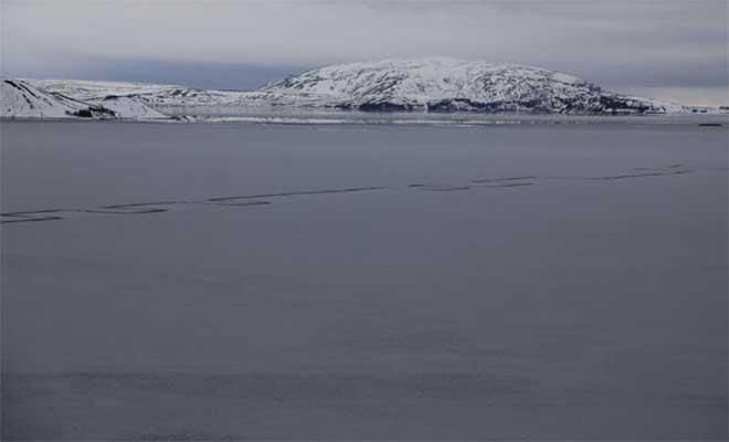 Ισλανδία: Περίεργο φαινόμενο έχει τρομοκρατήσει τους κατοίκους [Εικόνες]