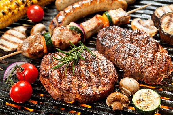 Τηγανητό vs ψητό κρέας- Ποιο έχει περισσότερα λιπαρά;