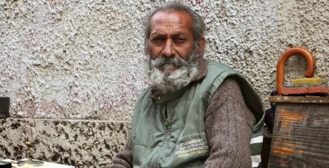 """""""Έφυγε"""" ο άστεγος του Ελληνικού"""