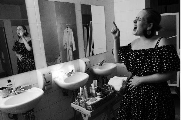 Έγκυος ξανά η Adele;