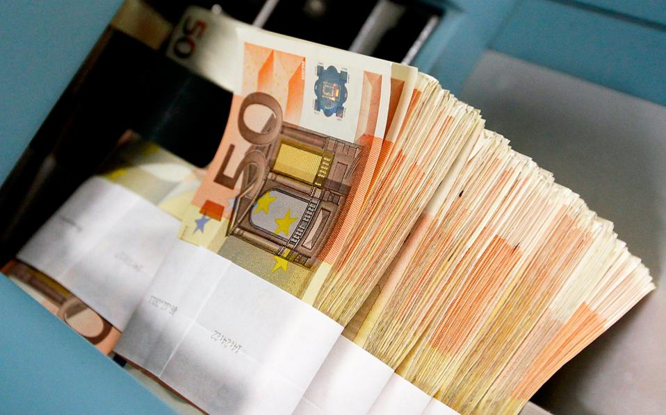 Πρωτογενές πλεόνασμα 2,1 δισ. ευρώ το πρώτο δίμηνο του 2017