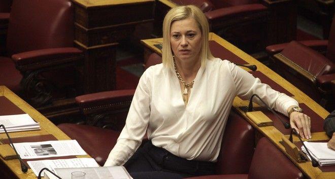 Η Ραχήλ Μακρή θα εξαγγείλει το νέο της κόμμα στην Κρήτη