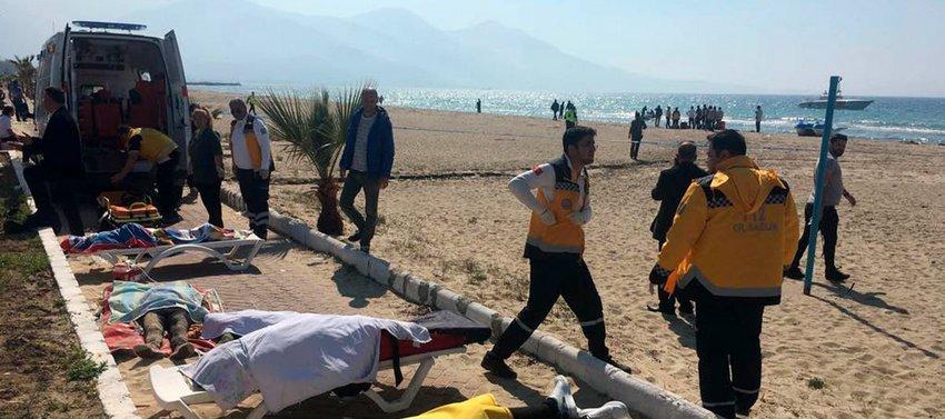 Τραγωδία στο Αιγαίο με 12 νεκρούς μετανάστες