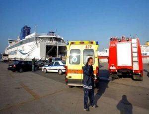 Φρίκη στο λιμάνι του Πειραιά: Βρέθηκε κρεμασμένος άνδρας!