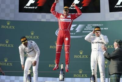 Η Ferrari επέστρεψε στην κορυφή!