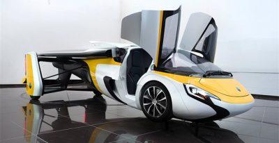 Αναμένονται παραγγελίες για το ιπτάμενο αυτοκίνητο της ΑeroMobil