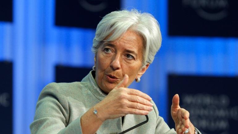 Λαγκάρντ: Βιώσιμο χρέος για συμμετοχή του ΔΝΤ στο πρόγραμμα