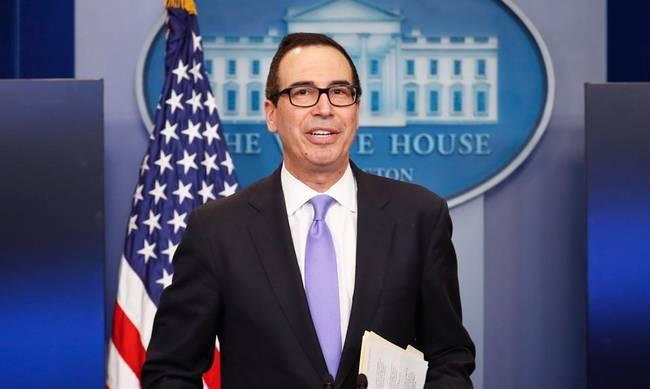 Αμερικανός ΥΠΟΙΚ: Οι ΗΠΑ ενθαρρύνουν το ΔΝΤ να συμμετάσχει στο ελληνικό πρόγραμμα