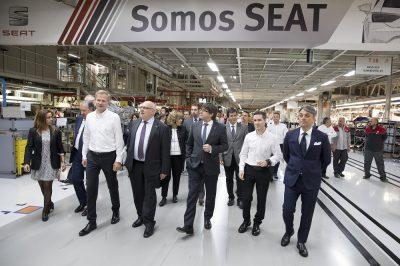 Εννιακόσια εκατομμύρια ευρώ επενδύει στο Ibiza και Arona η SEAT