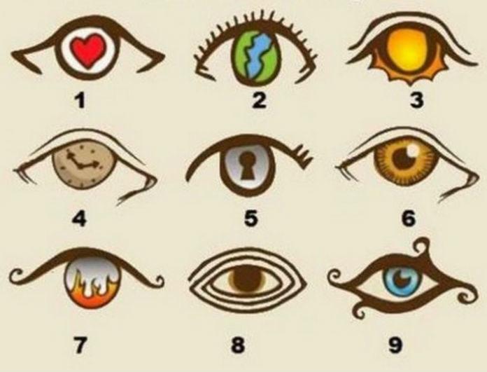 Τεστ: Ποιο μάτι προτιμάς; Το πιο σύντομο τεστ για να καταλάβεις τον ψυχισμό σου