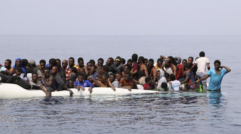 Στις ακτές της Πάργας ιστιοπλοϊκό σκάφος με 93 μετανάστες
