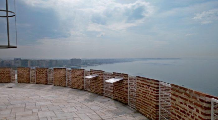 Έτσι είναι το εσωτερικό του Λευκού Πύργου στην Θεσσαλονίκη