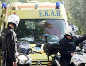Σοκ! Τροχαίο μεταξύ αστυνομικών στη λεωφόρο Βουλιαγμένης – Σε κρίσιμη κατάσταση αστυφυλακίνα…