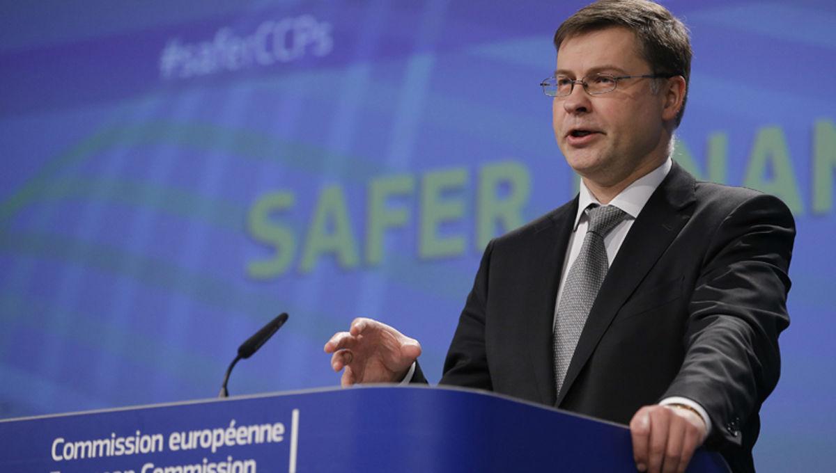 Ντομπρόβσκις: Να ολοκληρωθεί η β' αξιολόγηση το συντομότερο δυνατό