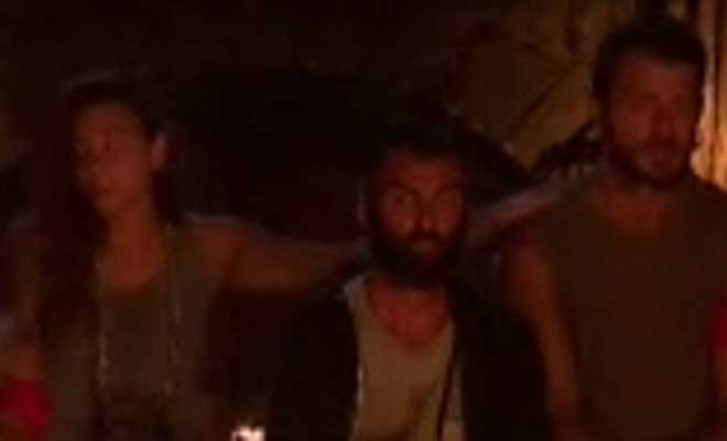 Survivor: Η κίνηση της Βαλαβάνη στον Αγγελόπουλο που δεν πρόσeξε κανένας [Βίντεο]