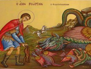 Τα ξακουστά θαύματα του Αγίου Γεωργίου