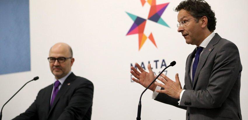 Ντάισελμπλουμ: Σύμφωνία για πακέτο μέτρων ύψους 2% του ΑΕΠ