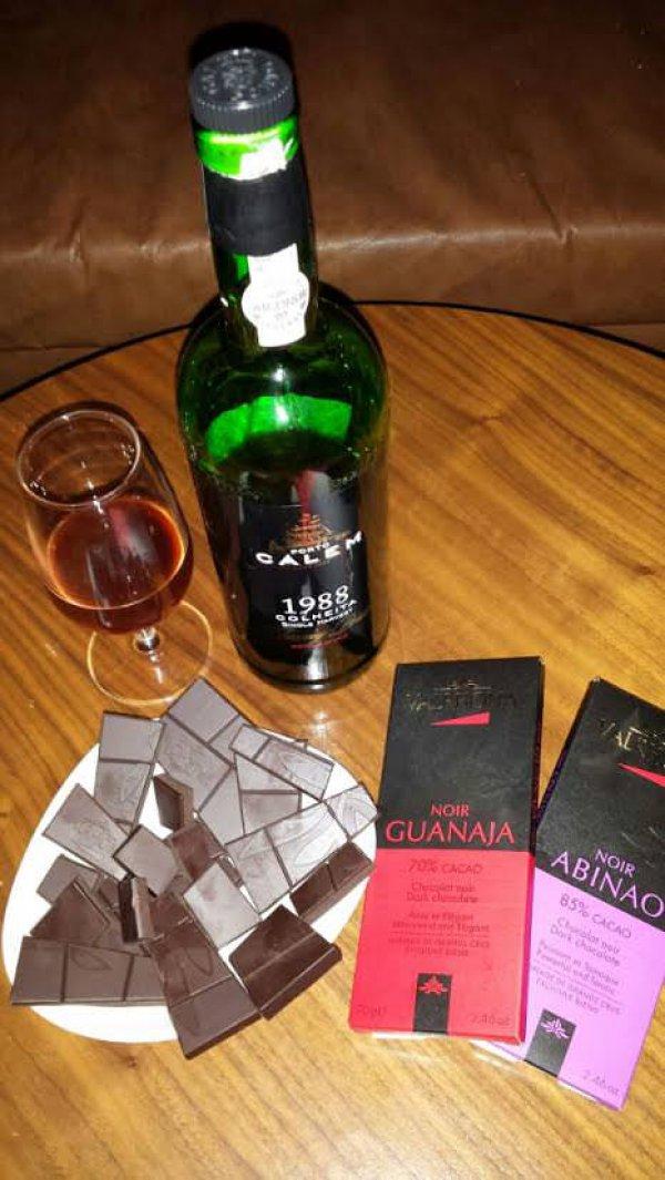 Μερικά πράγματα που πρέπει να γνωρίζετε για τον συνδυασμό κρασιού και σοκολάτας