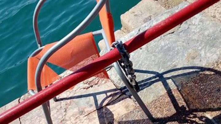 Viral έγινε η πατέντα Θεσσαλονικιού στην παραλία [φωτο]