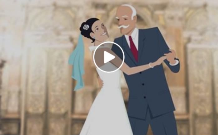 «Σ' αγαπώ, μπαμπά!» : Το ωραιότερο βίντεο για να του το πεις!