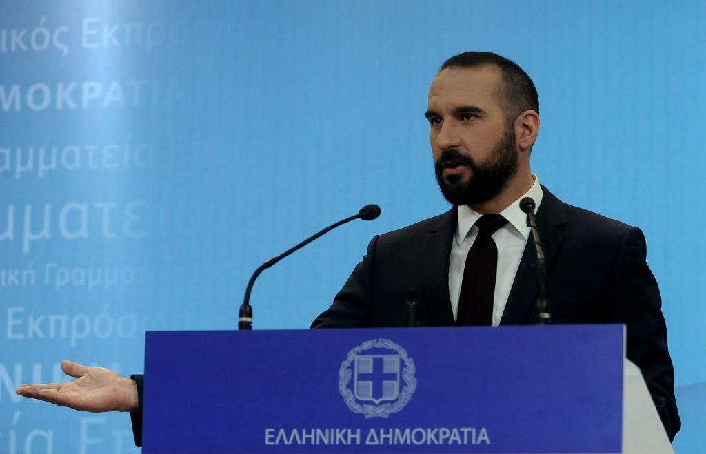 Τζανακόπουλος: Πρώτα τα μεσοπρόθεσμα για το χρέος και μετά εφαρμογή μέτρων
