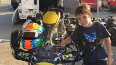 11χρονος οδηγός καρτ σκοτώθηκε σε πίστα της Ισπανίας