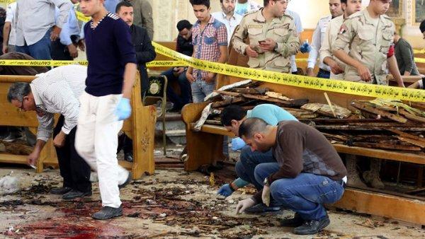 Το ISIS ανέλαβε την ευθύνη για την «ματωμένη» Κυριακή των Βαΐων στην Αλεξάνδρεια
