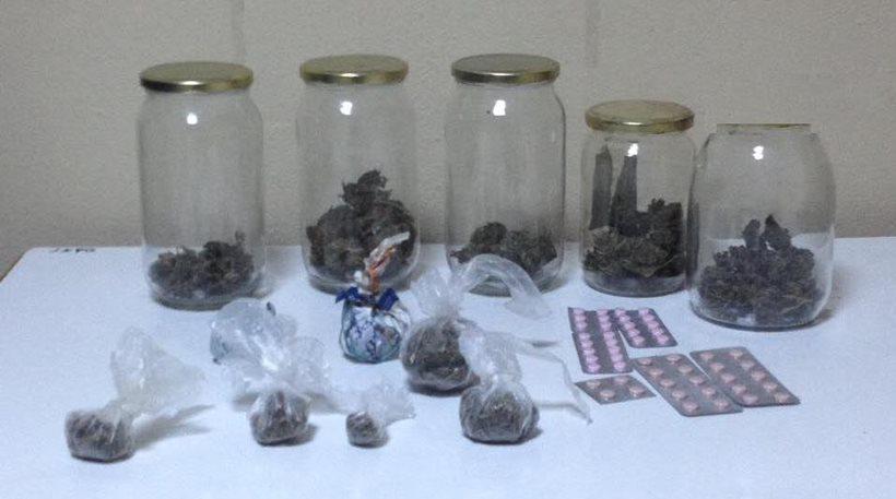 Συλλήψεις για ναρκωτικά σε Πέλλα και Κω