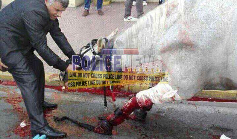 Τροχαίο ατύχημα στο Σύνταγμα: Ταξί συγκρούστηκε με άμαξα
