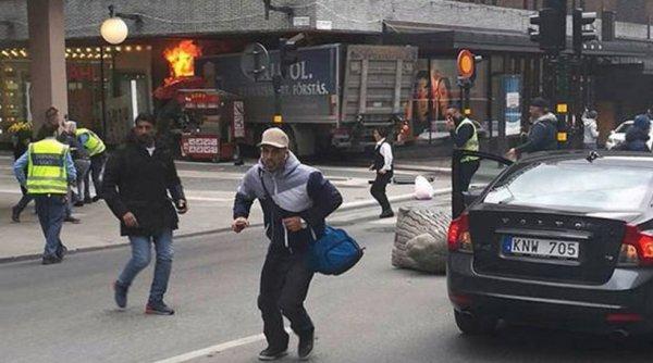 Στοκχόλμη: Συνελήφθη και δεύτερος ύποπτος για την φονική επίθεση με το φορτηγό