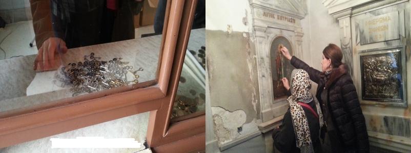 Μεγάλο χαστούκι για τον σουλτάνο: Η σύζυγος του Ερντογάν ( Εμινέ ) ειναι χριστιανή και προσεύχεται στην εκκλησία! Σημαίνει κάτι αυτό;;; Δείτε αδιάψευστες…
