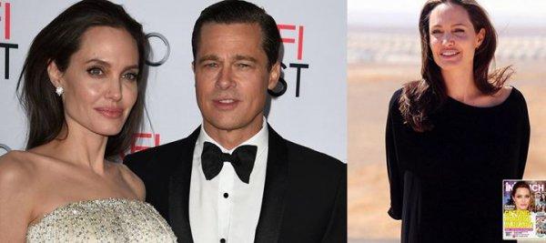Είδηση-βόμβα! Παντρεύεται η Angelina Jolie, επτά μήνες μετά τον χωρισμό από τον Brad Pitt