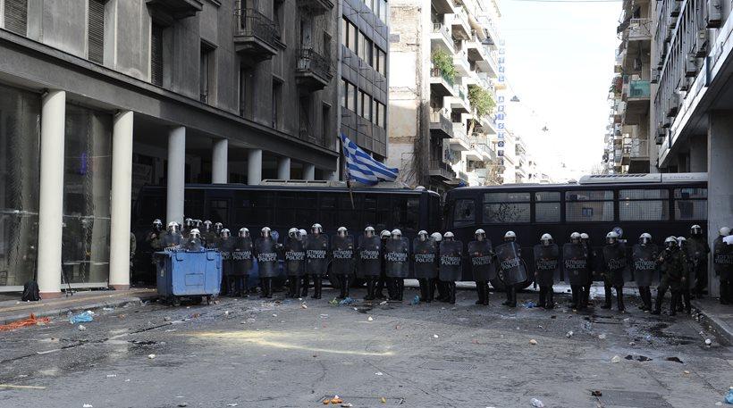 Σε κατάσταση επιφυλακής η αστυνομία αύριο στον Πειραιά
