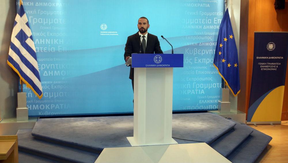 Τζανακόπουλος: Η ώρα των εκλογών καθορίζεται από το Σύνταγμα