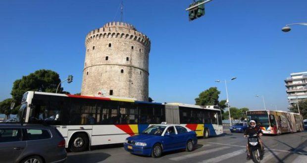 Θεσσαλονίκη: Ξανά στους δρόμους τα λεωφορεία