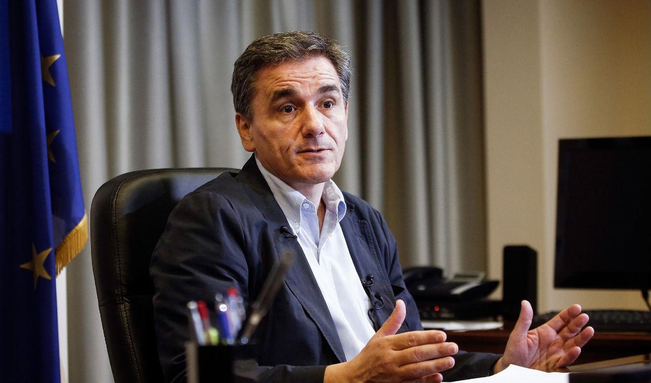 Τσακαλώτος: Ευελπιστούμε για μια καλύτερη συμφωνία