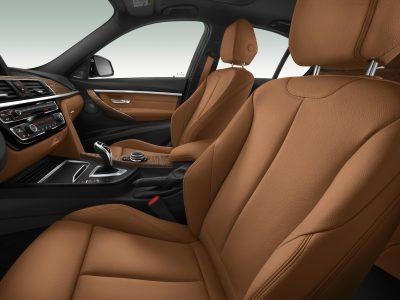 Τα νέα μοντέλα της BMW Σειράς 3 έχουν σπορ στυλ και πολυτέλεια