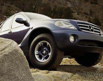 Η 20η επέτειος των πολυτελών SUV της Mercedes-Benz