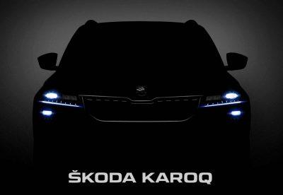 Οι πρώτες επίσημες φωτογραφίες του ŠKODA KAROQ